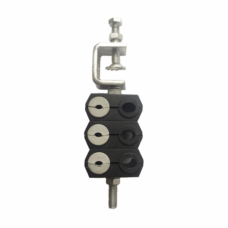 9-14+4-7 fiber clamp